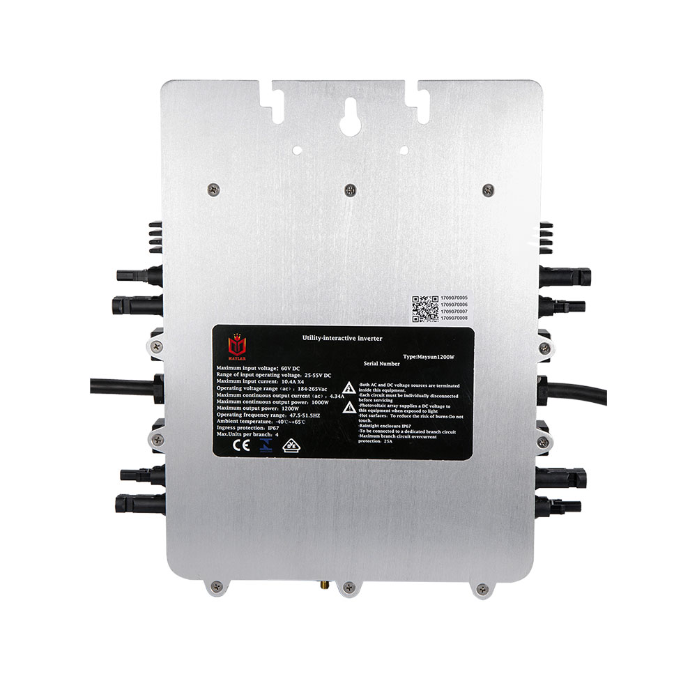 Micro Inverter Maysun 1200W