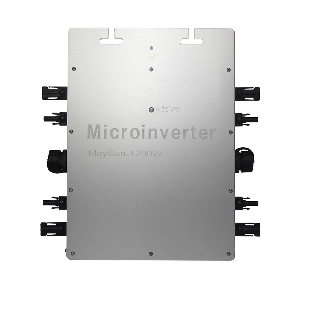 grid tie micro inverer maysun1200W