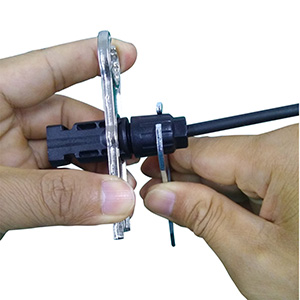 PV connector MC4 type